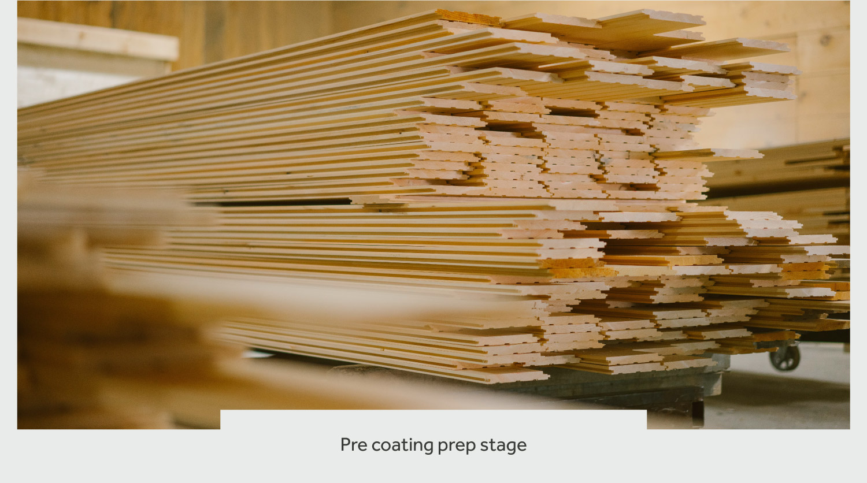 timberthane process prep