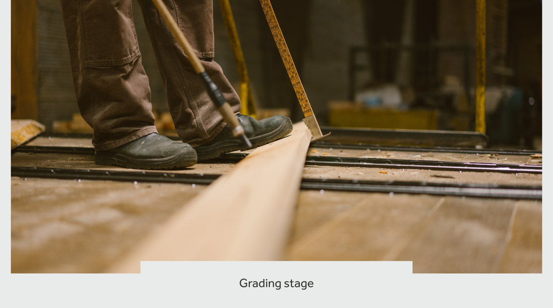 timberthane process grading