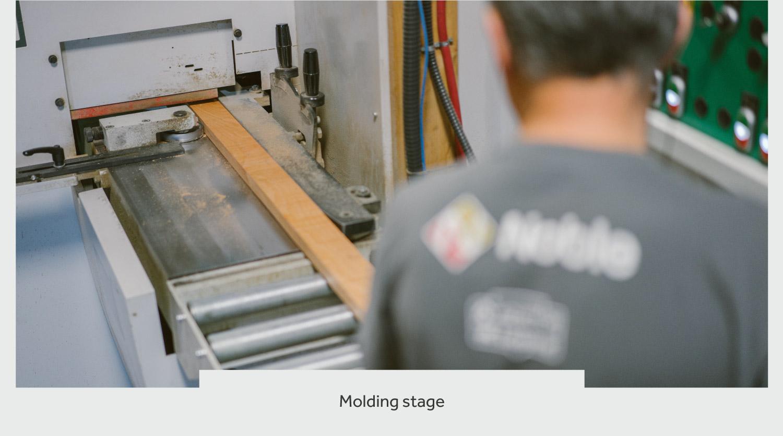 timberthane process molding